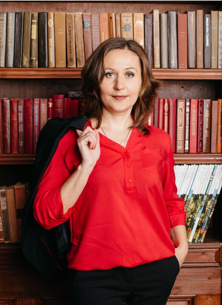 Интервью с Марией Сапрыкиной