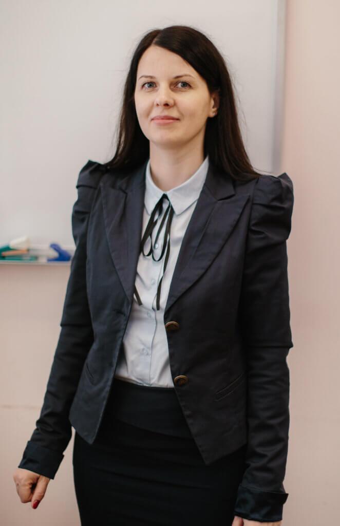 Интервью с Натальей Штраус